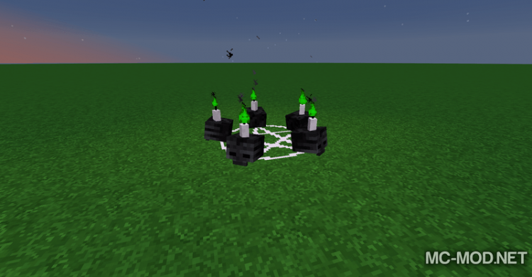 Gravestone mod Extended mod for minecraft 04