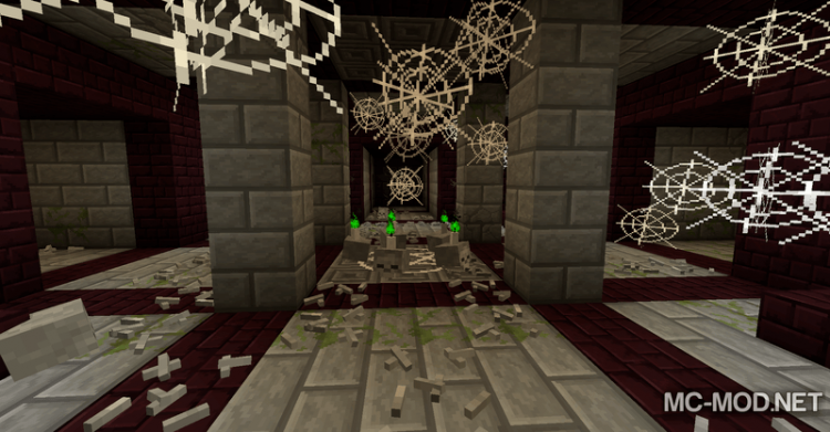 Gravestone mod Extended mod for minecraft 07