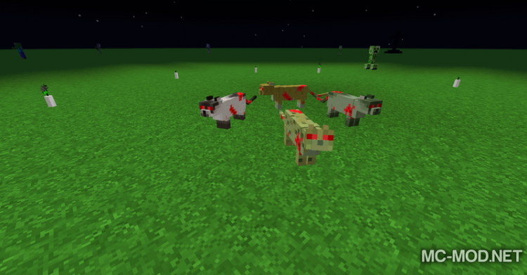 Gravestone mod Extended mod for minecraft 10