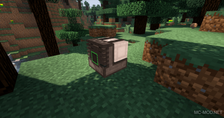 Mekanism generator mod for minecraft 01