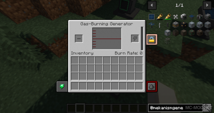 Mekanism generator mod for minecraft 07