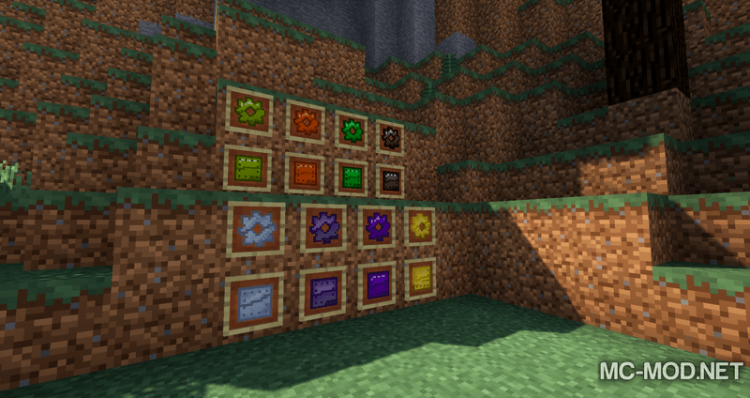 More Plates mod for minecraft 01