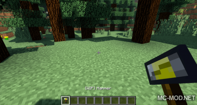 More Plates mod for minecraft 02