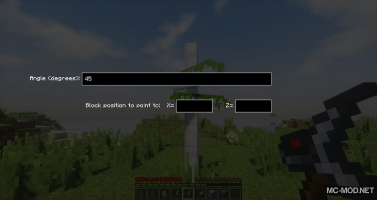 Sign Post mod for minecraft 06