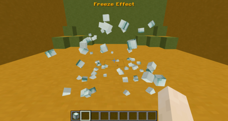 fancy block particles mod for minecraft 01