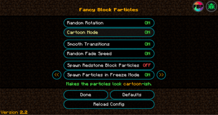 fancy block particles mod for minecraft 05