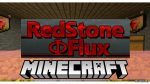 Redstone Flux Mod for Minecraft Logo