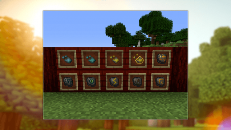 Blood Arsenal mod for minecraft 06