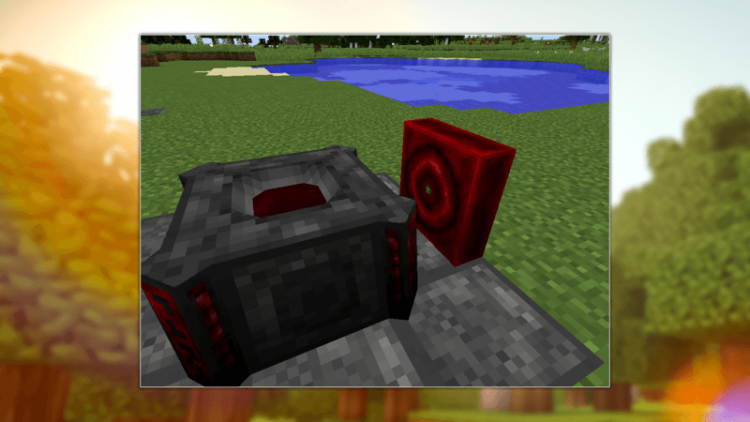 Blood Arsenal mod for minecraft 07