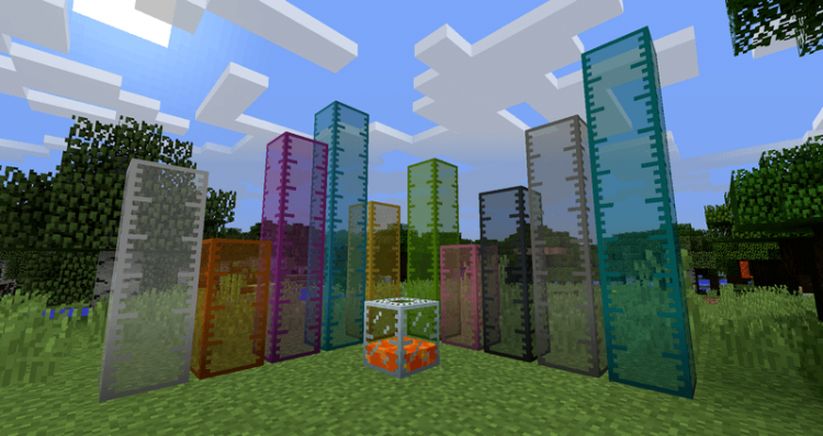 Charset Storage Tanks mod for minecraft 06