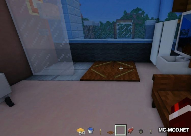 Landlust – Furniture Mod for Minecraft 3