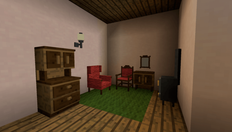 Landlust – Furniture Mod for Minecraft 4