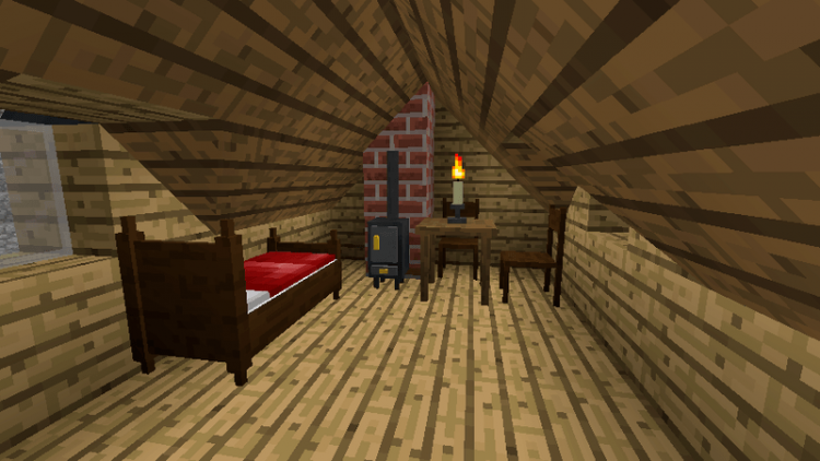 Landlust – Furniture Mod for Minecraft 5