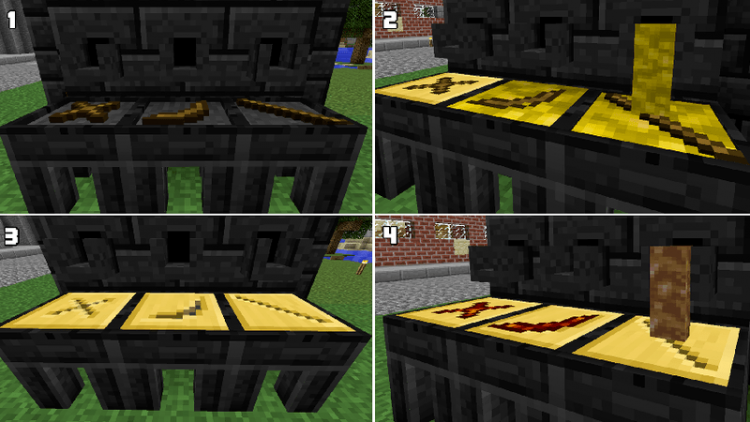 Tinkers Extras mod for minecraft 03