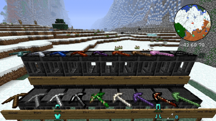 Tinkers Extras mod for minecraft 07