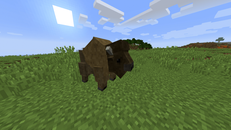 Zoo and Wild Animals mod for minecraft 02
