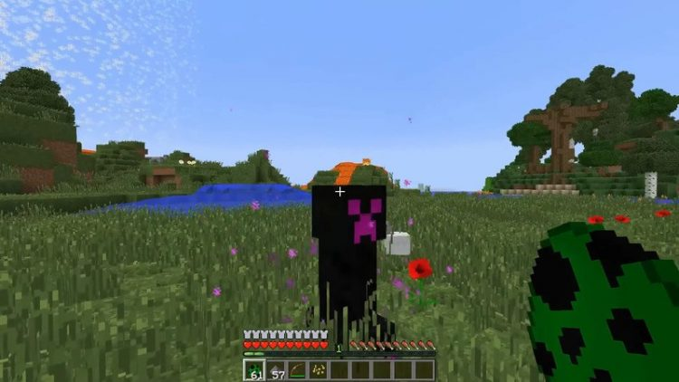 Elemental Creepers Redux mod for minecraft 08