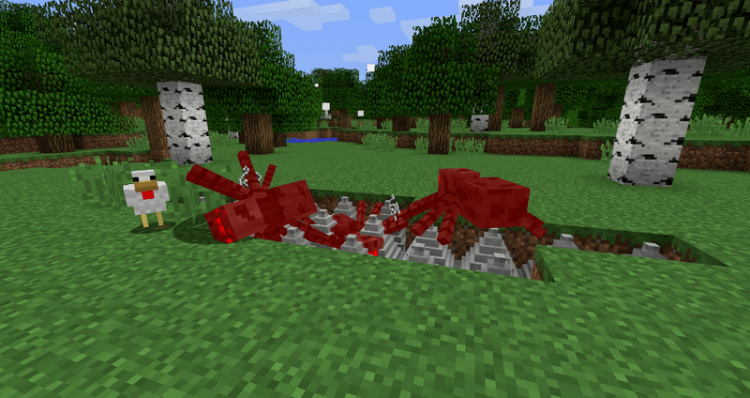 Spikes mod for minecraft 03