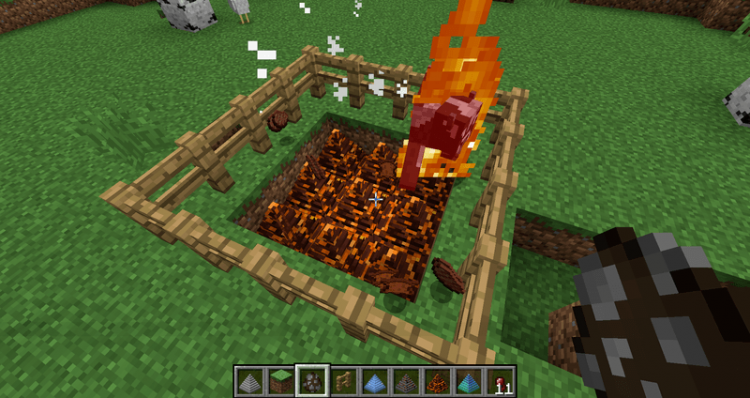 Spikes mod for minecraft 04