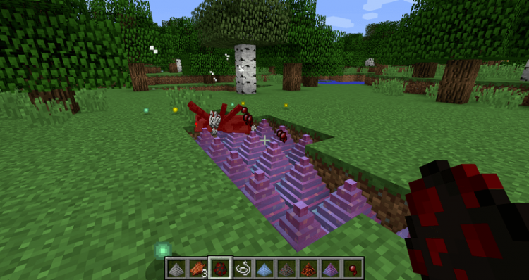 Spikes mod for minecraft 05
