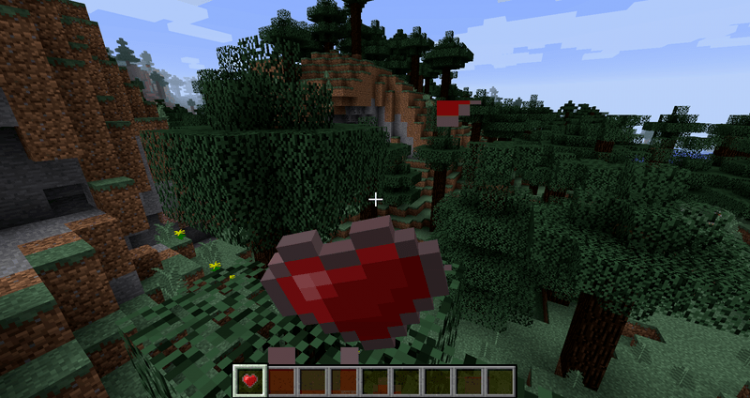 Baubley Heart Canisters mod for minecraft 02