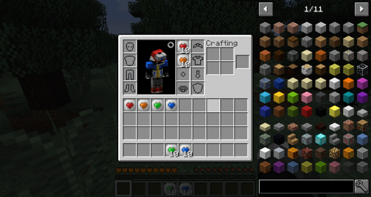 Baubley Heart Canisters mod for minecraft 03