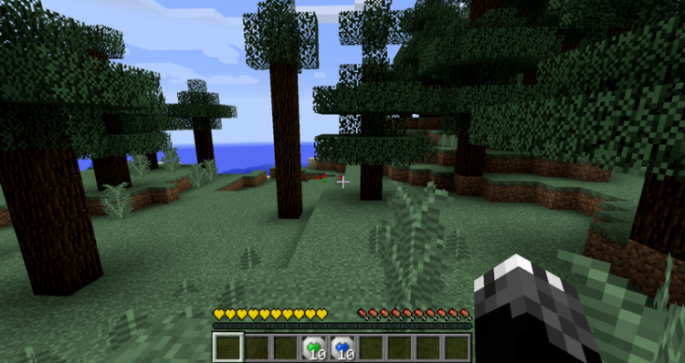 Baubley Heart Canisters mod for minecraft 04
