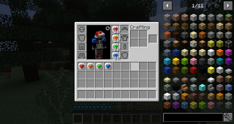 Baubley Heart Canisters mod for minecraft 05