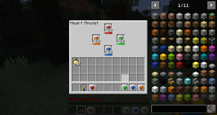 Baubley Heart Canisters mod for minecraft 11