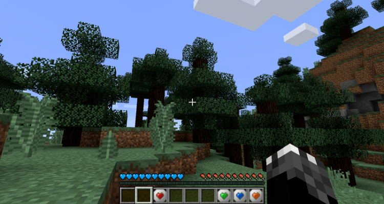 Baubley Heart Canisters mod for minecraft 13