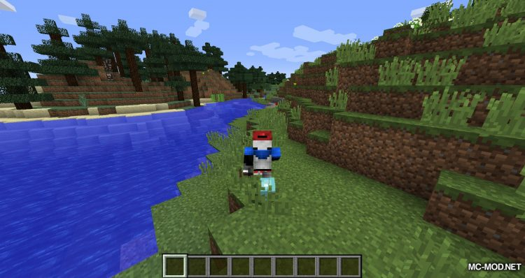 Cloud Boots mod for minecraft 05
