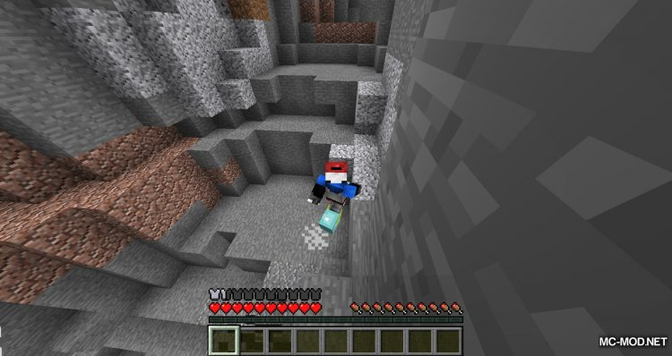 Cloud Boots mod for minecraft 09