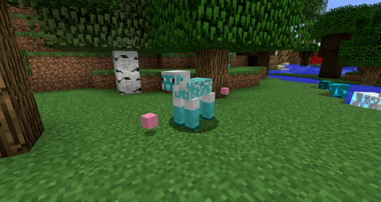 Energetic Sheep mod for minecraft 02