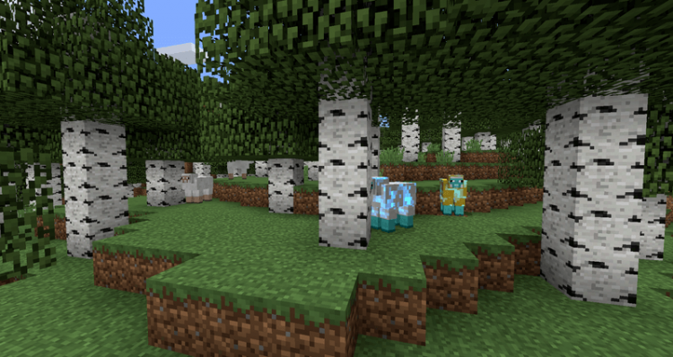 Energetic Sheep mod for minecraft 06