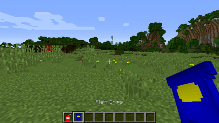 Little Looter mod for minecraft 04