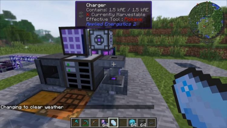SpatialCompat mod for minecraft 11