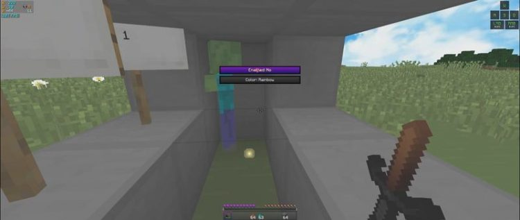 Unlimited Reach Mod for minecraft 02