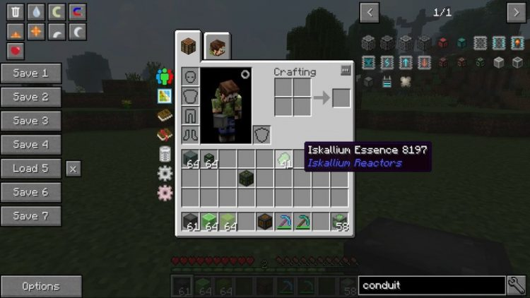 iskallium reactors mod for minecraft 03