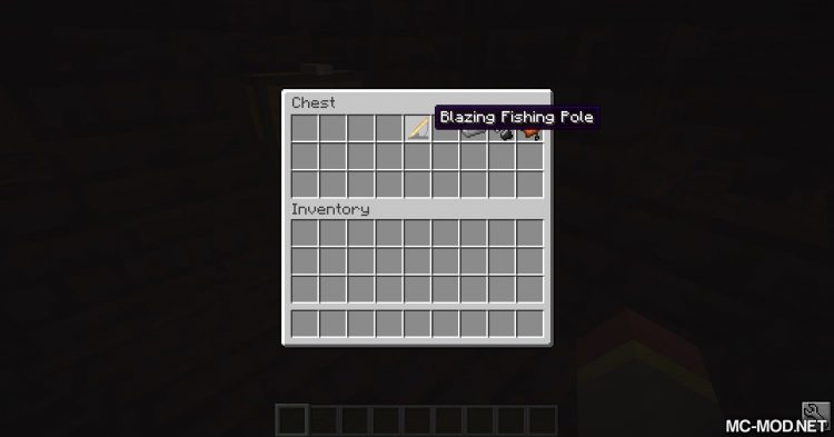 Advanced Fishing mod for Minecraft 10