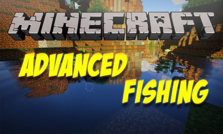 Advanced Fishing mod for Minecraft logo