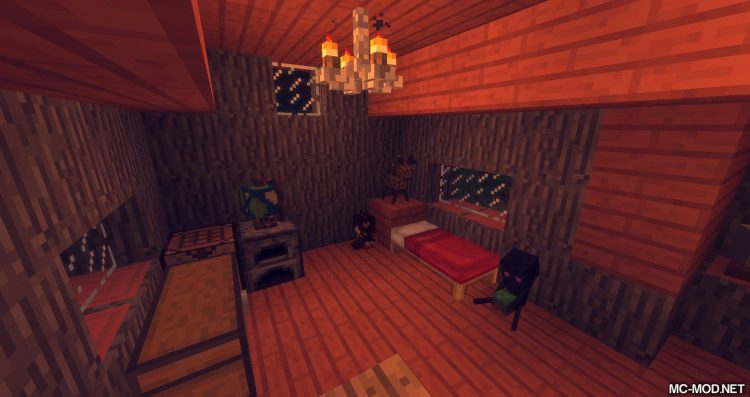 Better Deco mod for minecraft 02