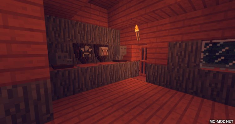 Better Deco mod for minecraft 03