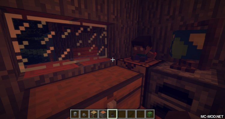 Better Deco mod for minecraft 06