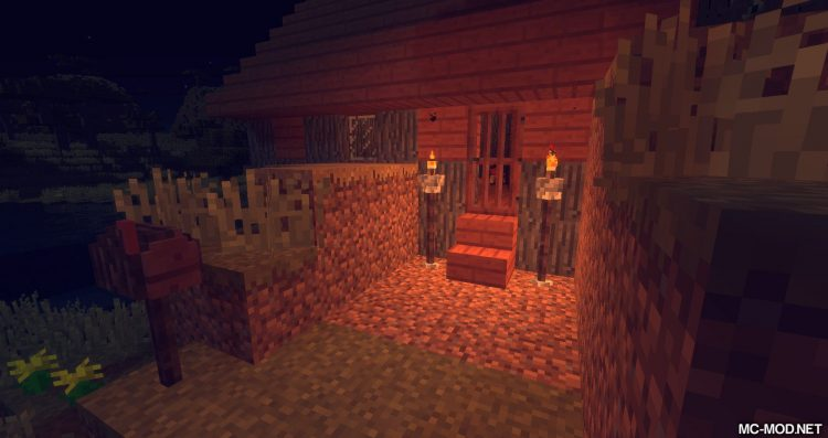 Better Deco mod for minecraft 07