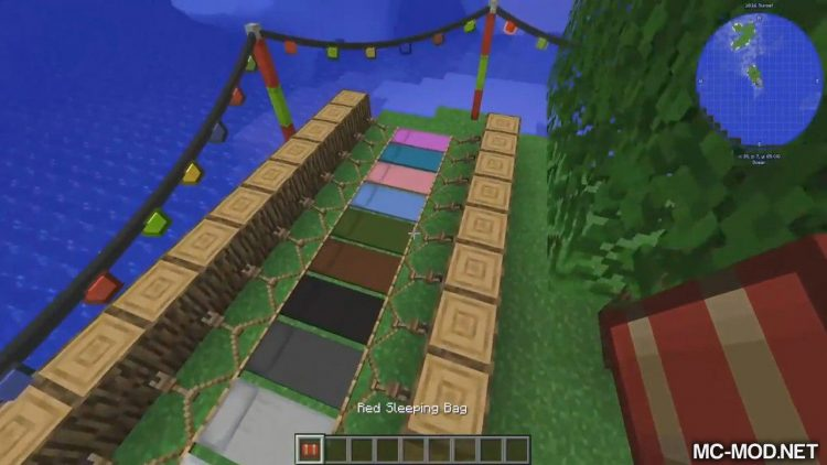 Comforts mod for minecraft 04