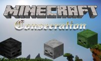 Consecration mod for Minecraft logo