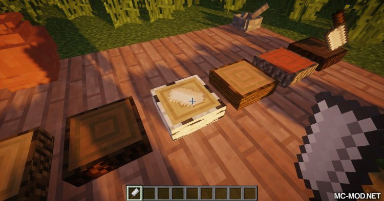 Cuisine mod for Minecraft 08