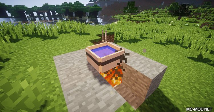 Cuisine mod for Minecraft 09