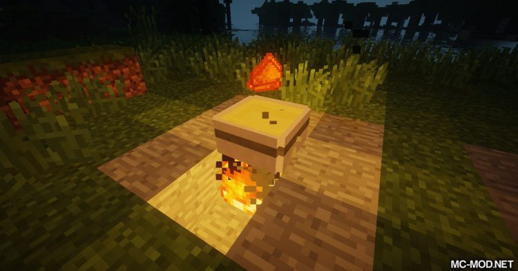 Cuisine mod for Minecraft 10