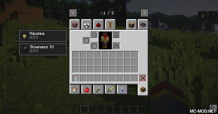 Cuisine mod for Minecraft 14